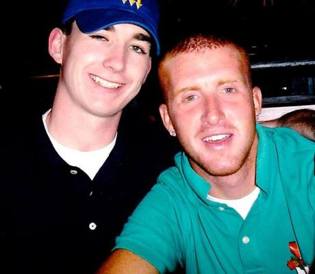 for South - 26sobella - Patrick Cotter (L) and Patrick Crawford. (Patrick Cotter)